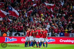 Two from the friendly between Sweden and Chile - Michael Campanella Photography