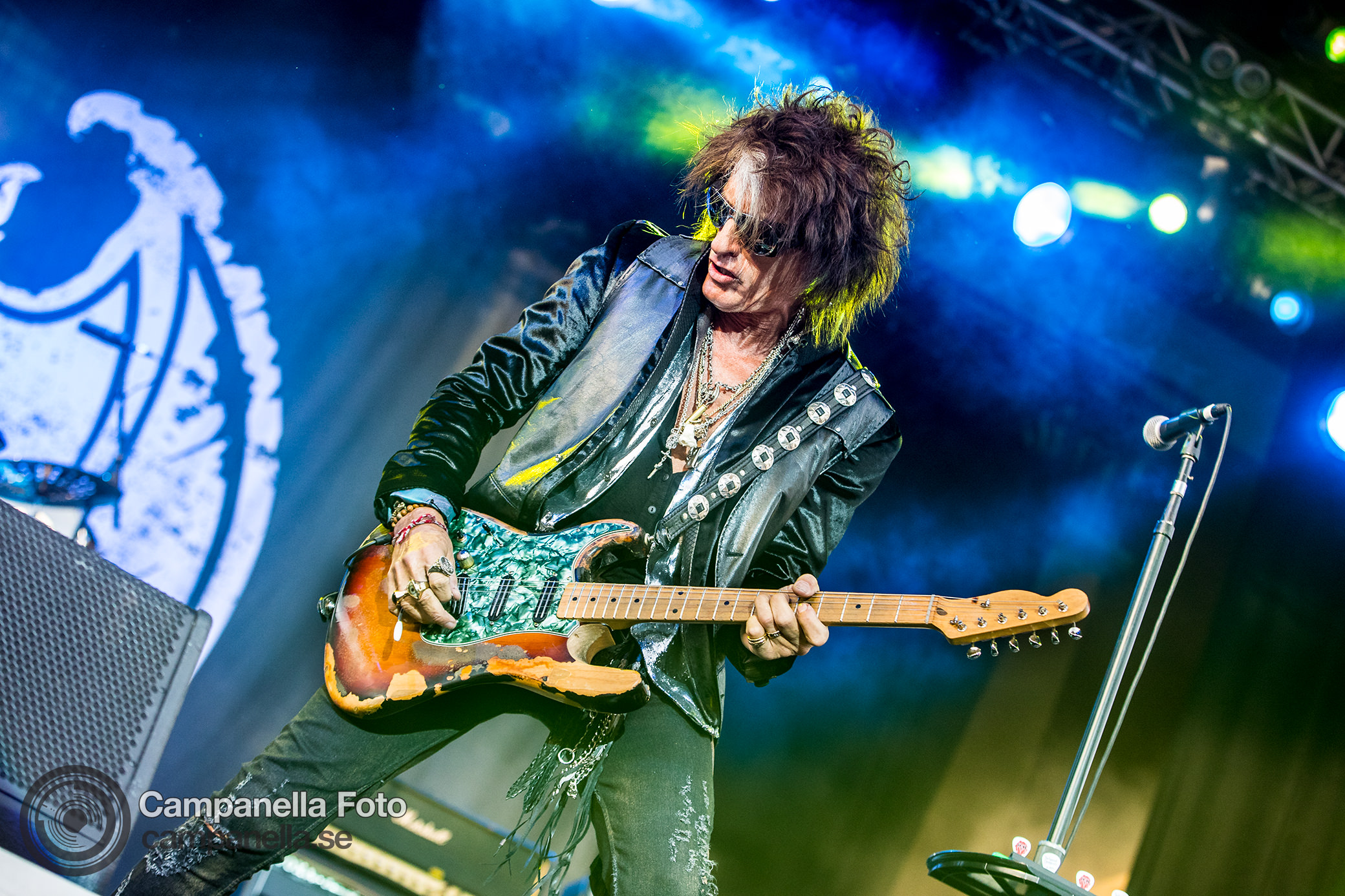 Hollywood Vampires perform in Stockholm - Michael Campanella Photography