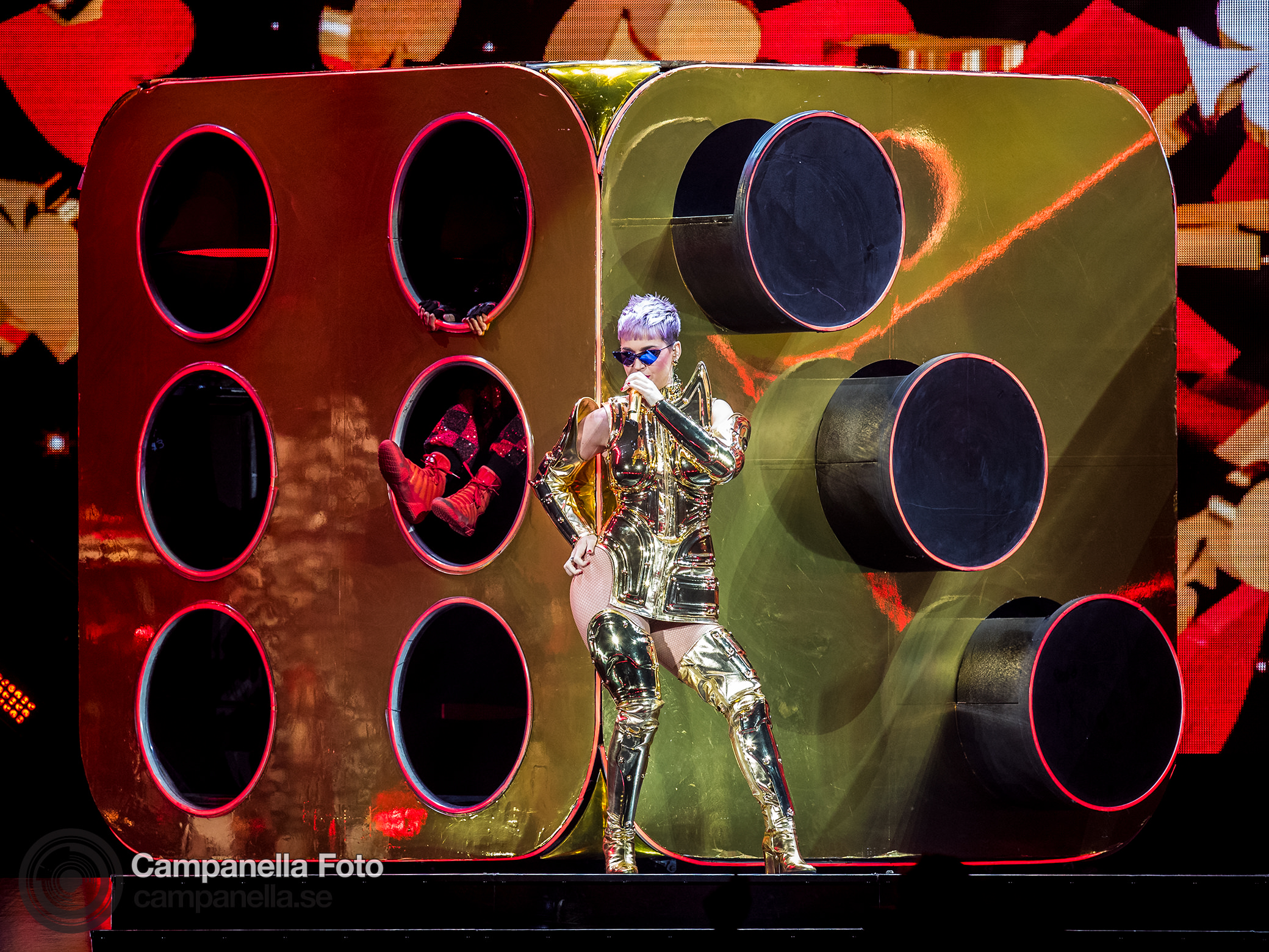 Katy Perry performs in Stockholm - Michael Campanella Photography