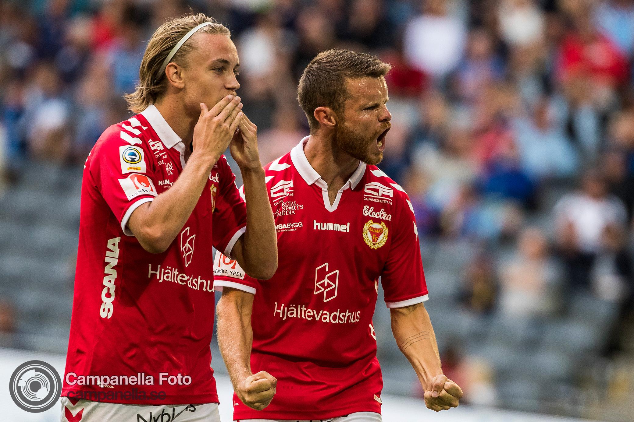Djurgårdens IF 0 - 2 Kalmar FF (2018-08-19) - Michael Campanella Photography