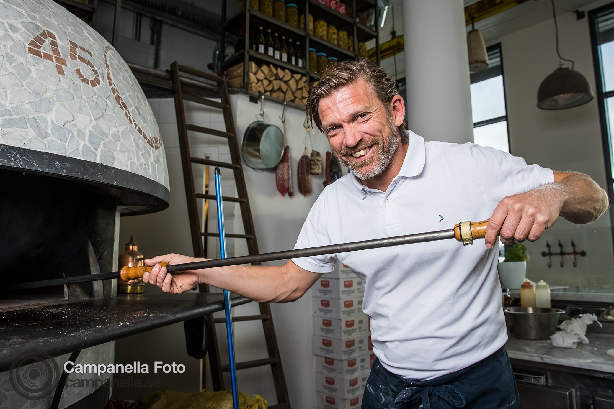 Jesper Blomqvist for The Sun - Michael Campanella Photography