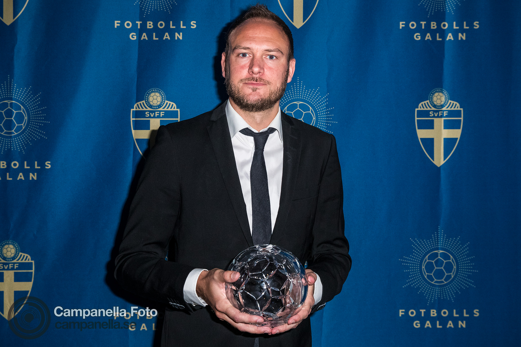 Swedish Football Awards - Michael Campanella Photography