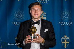 Swedish Football Awards - Michael Campanella Photography