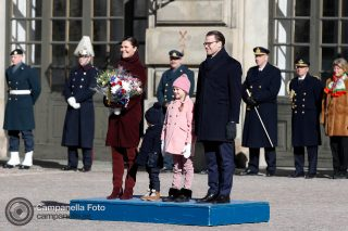 Princess Victoria's Name Day Celebrations - Michael Campanella Photography