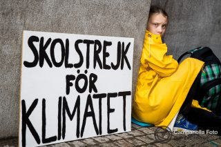Greta Thunberg - Michael Campanella Photography