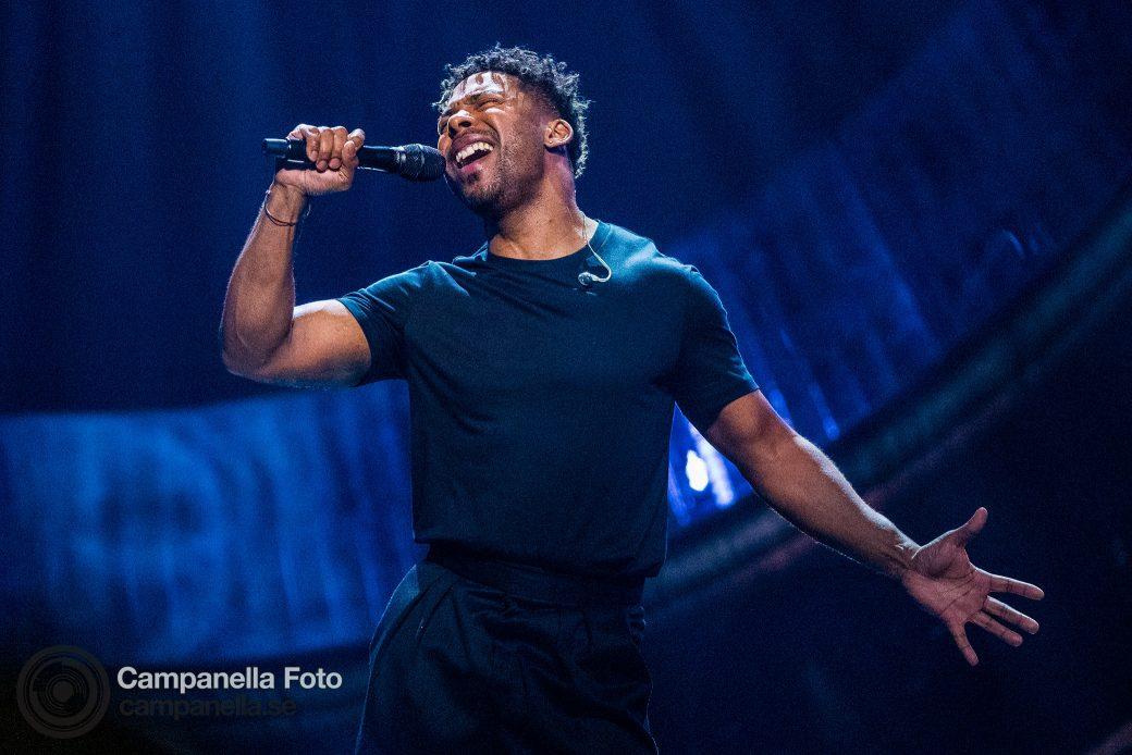 John Lundvik wins Melodifestivalen 2019 - Michael Campanella Photograpy