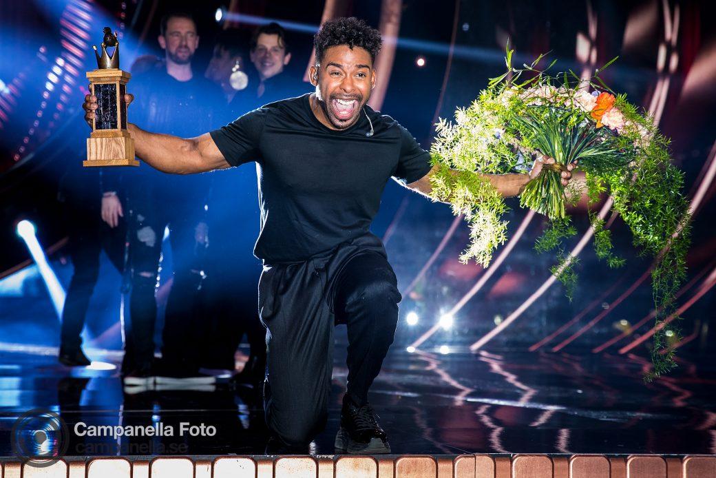 John Lundvik wins Melodifestivalen 2019 - Michael Campanella Photography