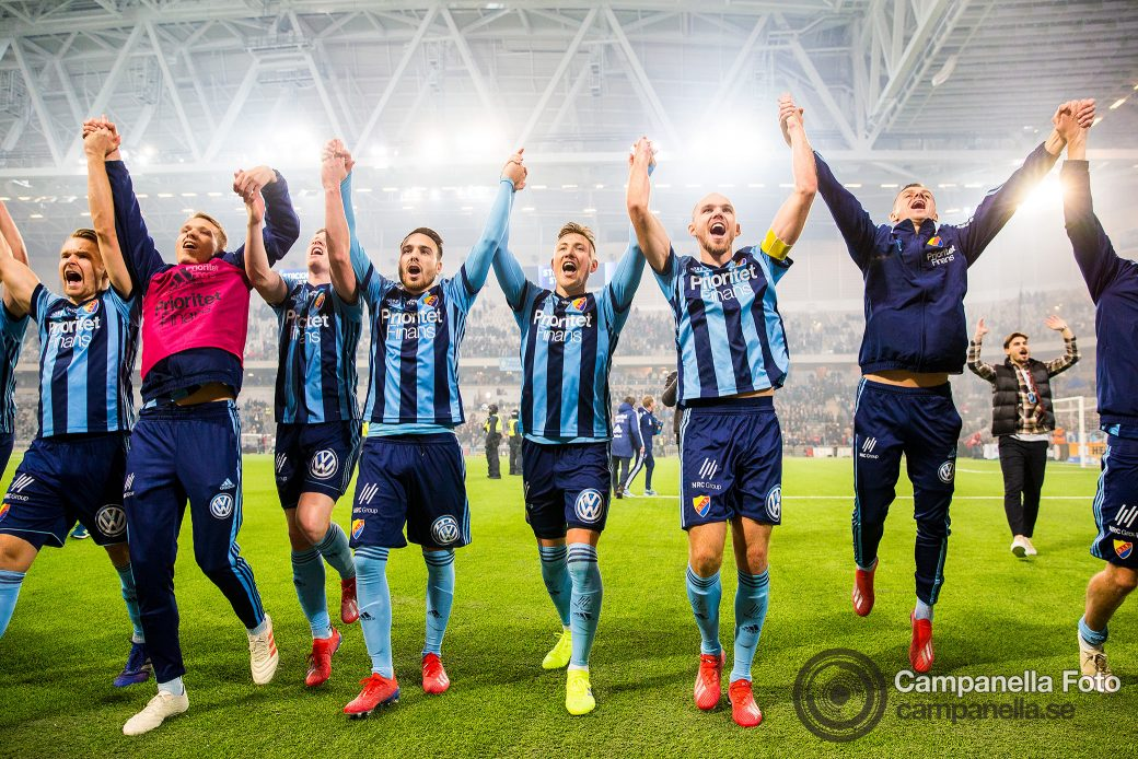 Djurgården wins derby on penalties - Michael Campanella Photography