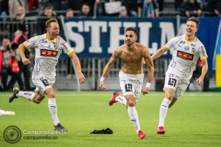 Häcken through to the final - Michael Campanella Photography