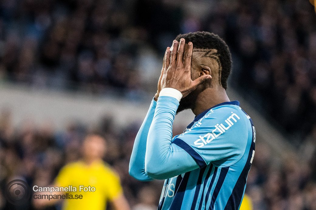 Sundsvall holds Djurgården to draw - Michael Campanella Photography