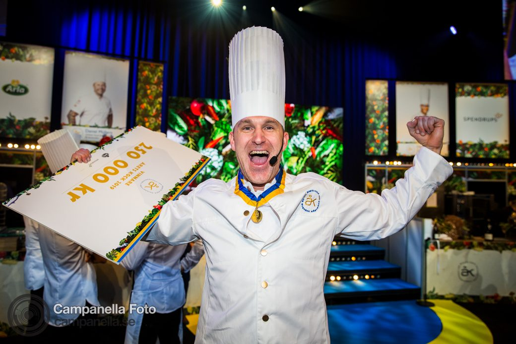 Swedish Chef of the Year - Michael Campanella Photography