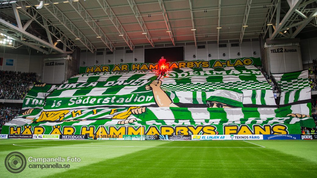 Hammarby steps into the title race - Michael Campanella Photography