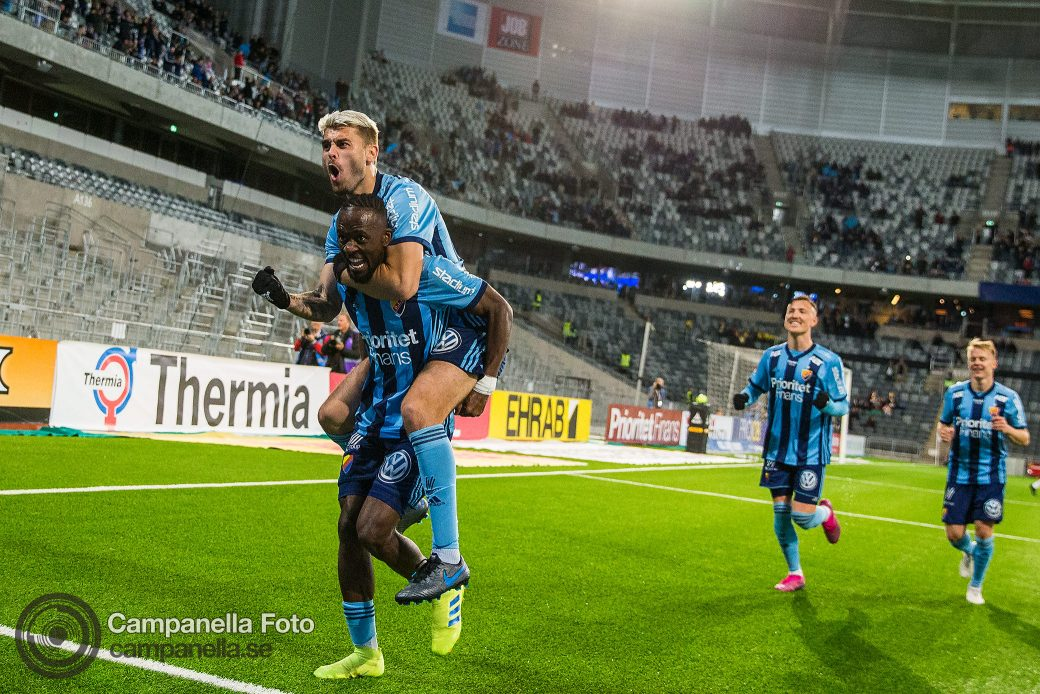 Djurgården maintain their lead - Michael Campanella Photography