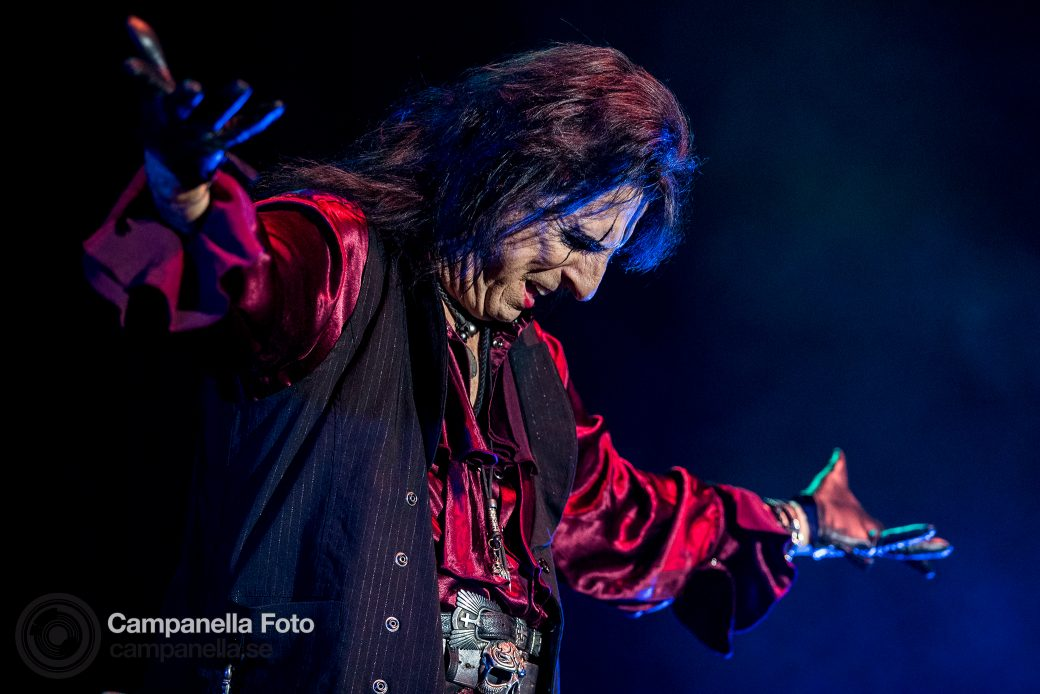 Alice Cooper performs in Stockholm - Michael Campanella Photography