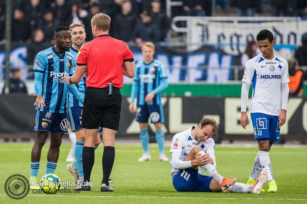 Djurgårdens IF wins Allsvenskan 2019 - Michael Campanella Photography