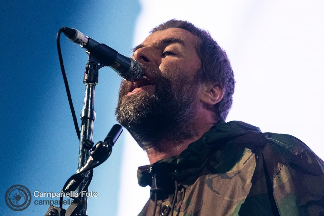 Liam Gallagher performs in Stockholm - Michael Campanella Photography