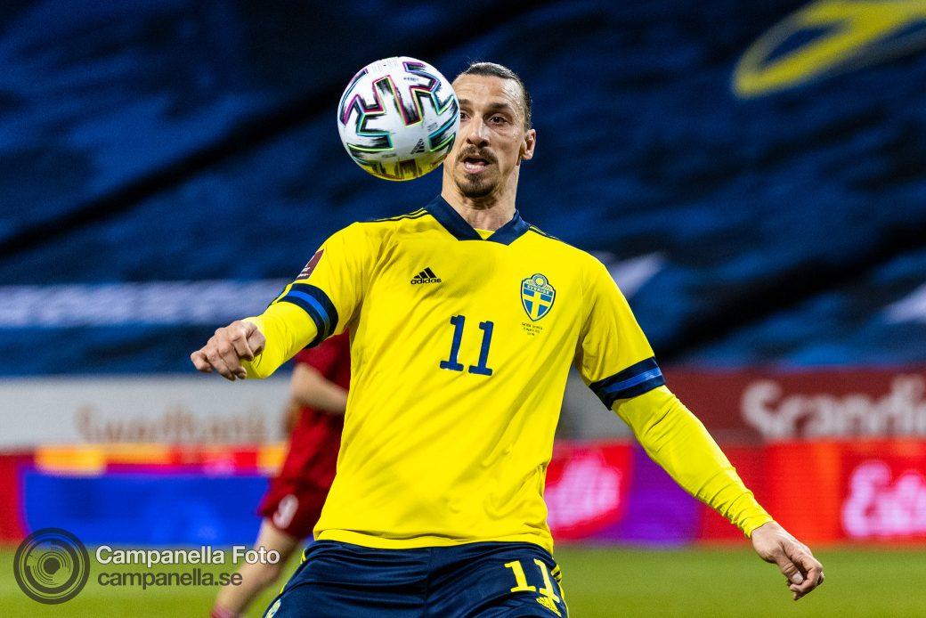 The return of Ibrahimovic - Michael Campanella Photography