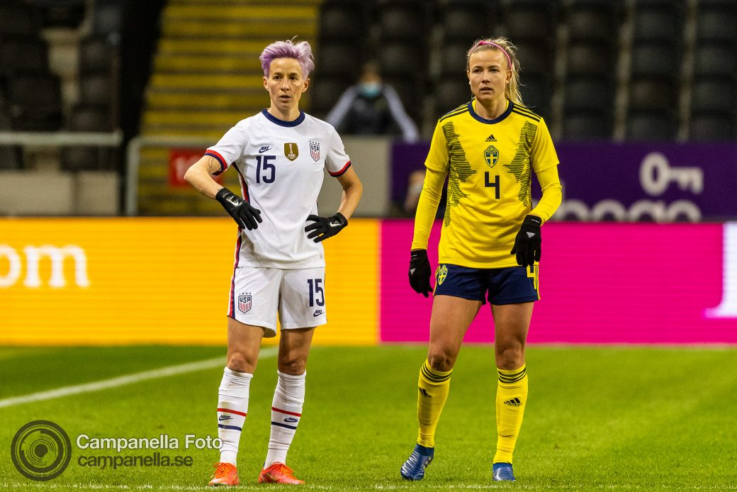 Sweden almost ends USA's two year winning streak - Michael Campanella Photography