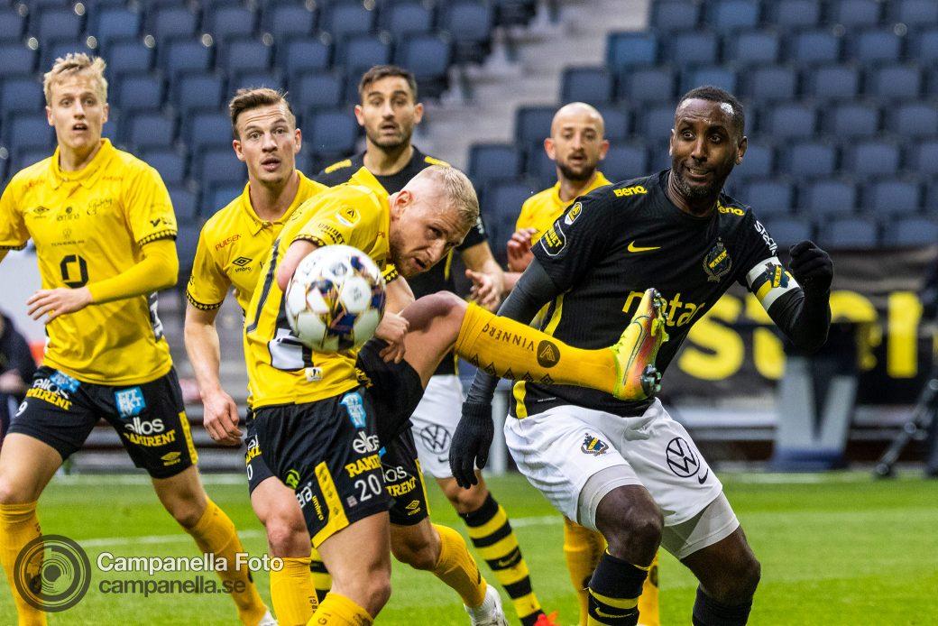 One goal sees AIK win against Elfsborg - Michael Campanella Photography