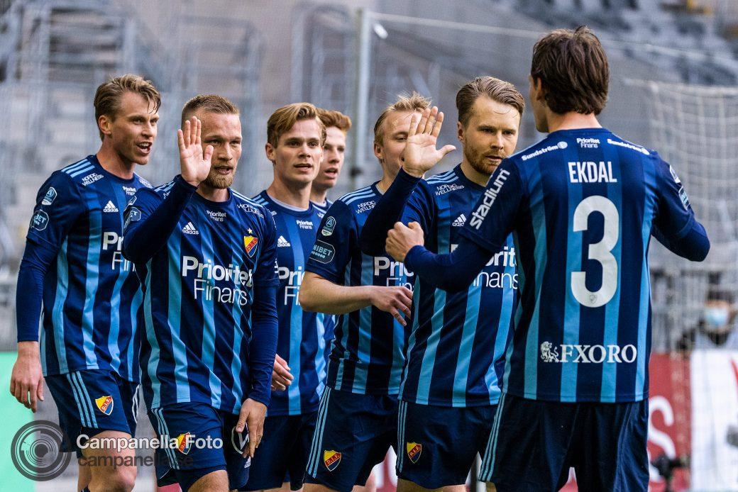 Djurgården demolish Malmö - Michael Campanella Photography