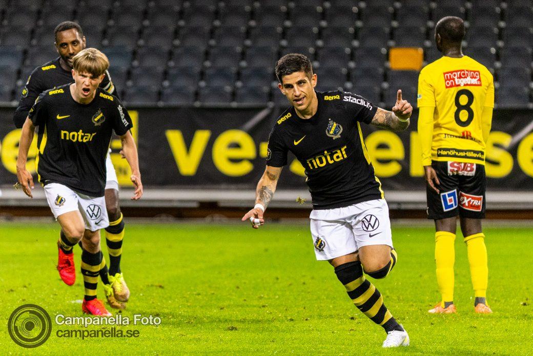 AIK held by Mjällby - Michael Campanella Photogrpahy